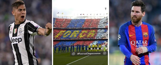 Barcellona-Juventus finisce 0-0: i bianconeri in semifinale dopo una prestazione da grande squadra