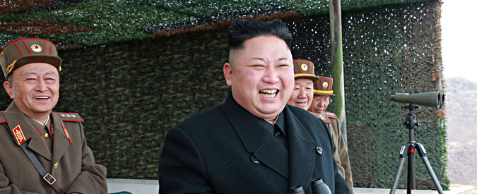 """Nord Corea, i media del regime annunciano """"obiettivi nucleari"""" in caso di attacco della """"Armada"""" Usa"""