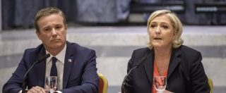 """Presidenziali in Francia, alleanza Le Pen-Dupont-Aignan. La leader di Fn: """"Sarà primo ministro"""""""