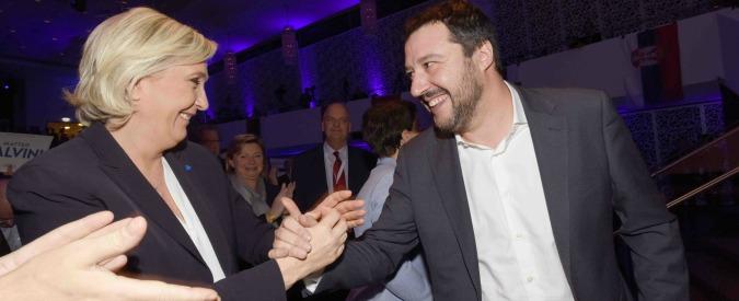 """Presidenziali Francia, Marion Le Pen: """"Fuori da Euro? Marine aspetta le elezioni italiane per contare sulla Lega"""""""