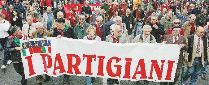 25 aprile, io sto con l'Anpi. E con tutti i popoli in lotta per la Liberazione