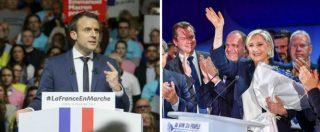 """Elezioni Francia, i risultati e l'analisi – Macron forte nelle città, Le Pen nelle periferie: come i """"figli ribelli"""" hanno azzerato il sistema politico che li ha creati"""