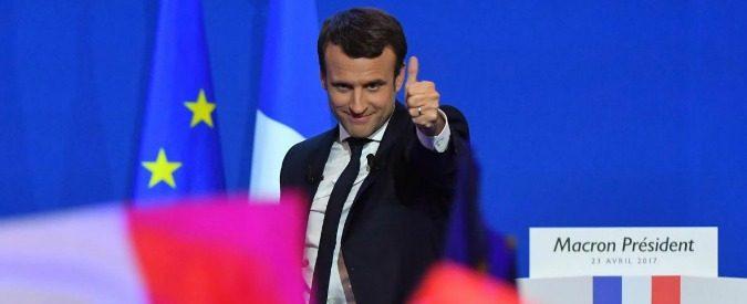 Macron e il rischio di un europeismo solo di maniera