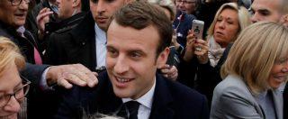 """Elezioni in Francia, prime proiezioni: """"Macron in testa con 23,7%, Le Pen al 22%"""". Fillon e Mélenchon appaiati, socialisti distrutti"""