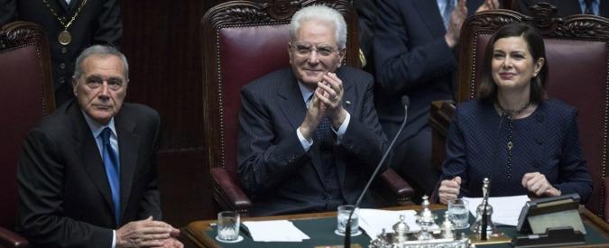 """Mattarella ci riprova: """"Subito la legge elettorale"""". I partiti entusiasti: """"Bravo"""". E infatti si prendono un altro mese"""