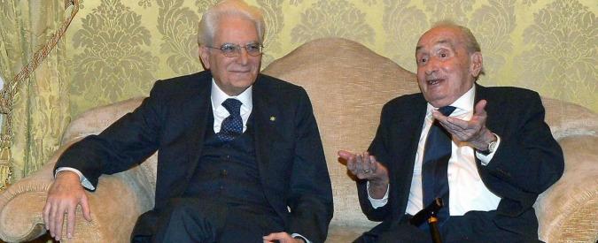 Giovanni Sartori morto, addio a uno dei padri della scienza politica italiana. Inventò i nomi Mattarellum e Porcellum