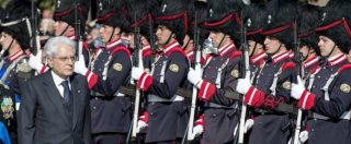 """25 aprile, Mattarella: """"Ricordare la Resistenza senza rancore. Non morì la patria ma una falsa concezione di nazione"""""""
