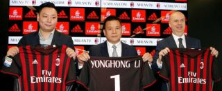 """Milan, inizia l'era cinese – Gli obiettivi: """"Ritorno in Champions League e rinnovo Donnarumma"""""""