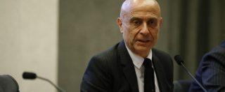 """Migranti, il ministro Orlando replica a Minniti: """"Non credo sia in questione la tenuta democratica del Paese"""""""