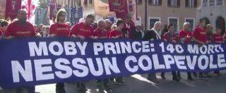 """Moby Prince, i familiari: """"Ottimisti, forse con la commissione un po' di giustizia"""""""