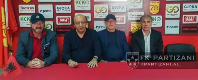 Luciano Moggi, il ritorno nel mondo del calcio: consulente del Partizani Tirana in Albania