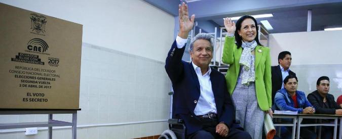 Elezioni Ecuador, vince Lenin Moreno tra le proteste. Ma il paese è spaccato