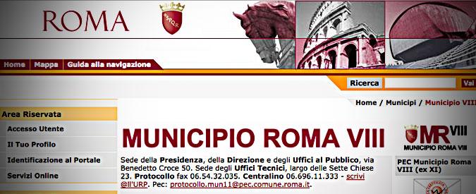 """Roma, ufficiali le dimissioni del """"minisindaco"""" M5S del Municipio VIII. Scatta il commissariamento"""