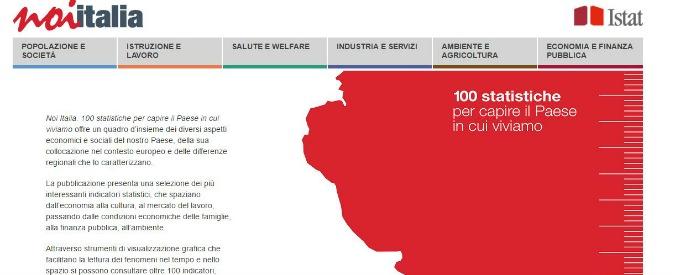 """Istat, """"Italia sotto la media Ue per produttività e istruzione. Ma la spesa per il welfare è più alta e calano i reati"""""""