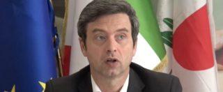"""Primarie Pd, Orlando: """"Renzi guarda a Berlusconi? Referendum tra gli iscritti. Alfano? No veti, ma c'è distanza"""""""