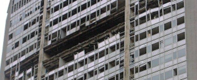 Milano, al Grattacielo Pirelli cerimonia per ricordare vittime del 18 aprile 2002