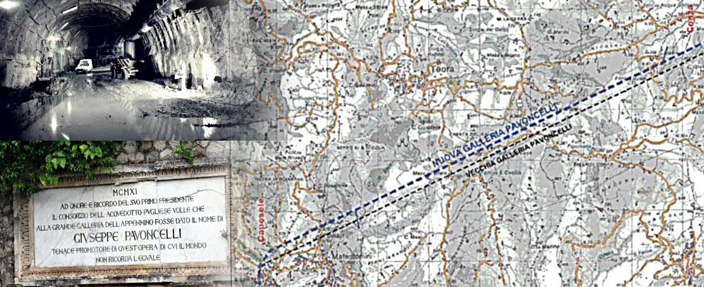 Irpinia, storia dell'acquedotto post-terremoto. In 37 anni (20 di cantieri) scavati solo sei chilometri su 10