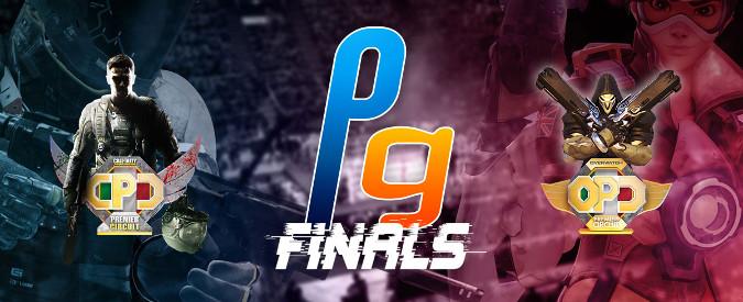 PG Finals: al Teatro Principe di Milano dal 19 al 21 Maggio i tornei di Overwatch e Call of Duty targati Personal Gamer
