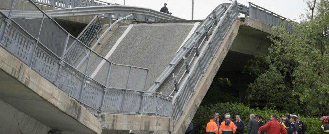 Infrastrutture: se i ponti crollano, perché continuiamo a costruire autostrade?