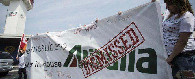 Alitalia, l'unica soluzione è nazionalizzare