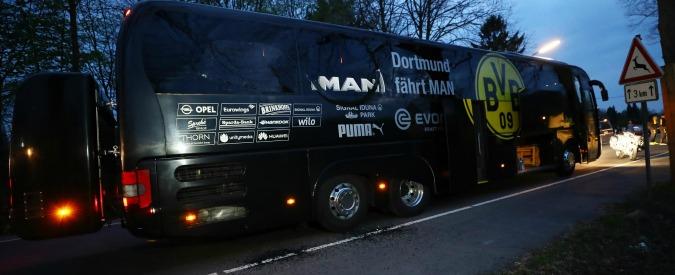 Bombe contro il Borussia, arrestato attentatore. 'Movente economico: aveva puntato su crollo azioni della squadra'