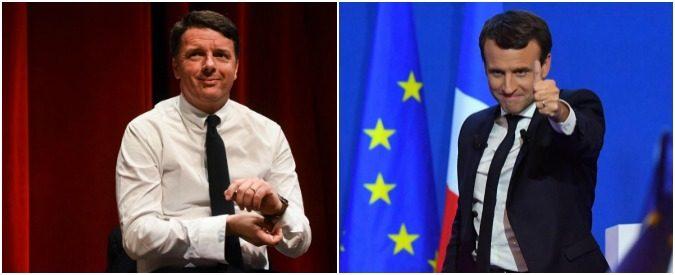 Elezioni Francia: per favore, Macron non è il Renzi francese