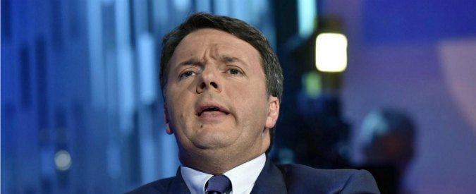 Renzi, il Falso Quotidiano e la poraccitudine