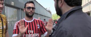 """Closing Milan, i sentimenti dei tifosi: """"I cinesi? Speriamo nei soldi"""". Il vox di Ricca"""