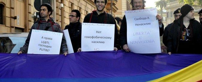 """Russia, Strasburgo boccia la legge sulla propaganda gay. Il Cremlino: """"Faremo ricorso"""""""