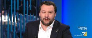 """Inter-Milan, Salvini contro il derby cinese: """"Partita alle 12.30 per esigenze televisive? Se la guardino a Pechino"""""""