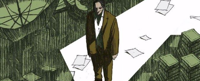 'L'armadio di Satie', la musica classica a fumetti