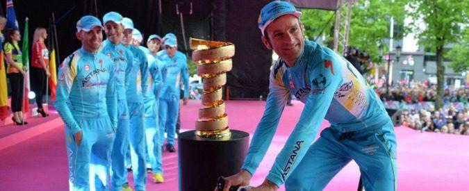 Michele Scarponi, ciclista moderno, fenomeno e sindacalista