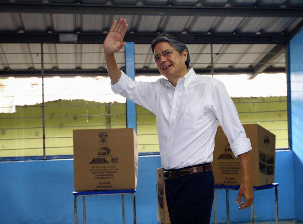 Guillermo Lasso, lo sconfitto
