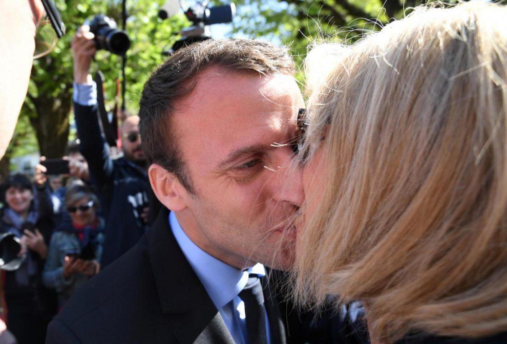 La campagna elettorale dei candidati alle presidenziali francesi
