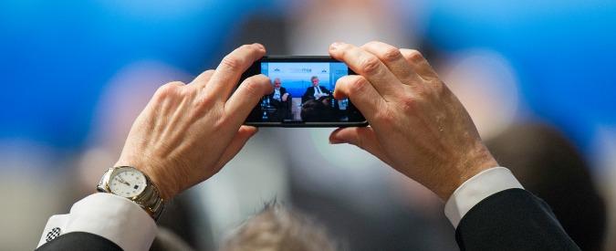 Il digitale riguarda tutti: uno smartphone per amico, l'avreste mai immaginato?