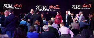 """M5s, la diretta da Ivrea di """"#Sum 01 – Capire il futuro"""""""