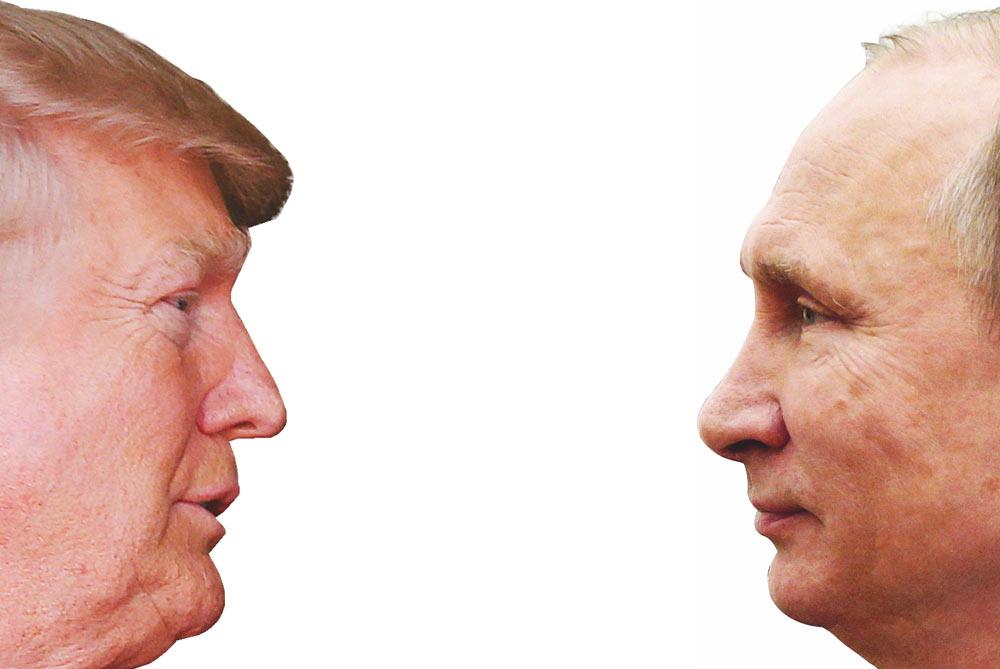 In Edicola sul Fatto Quotidiano del 8 aprile: Trump in guerra contro Assad e l'Italia è con lui