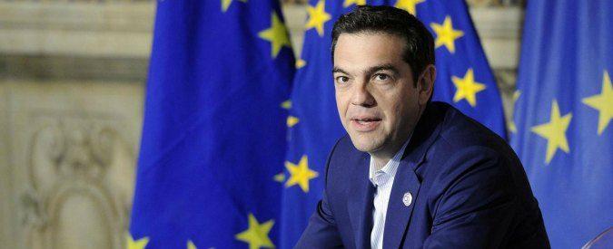 Grecia, la crisi ha molti padri: parliamo dell'ultimo, Tsipras?