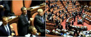 """Senato, respinte per la quinta volta le dimissioni di Vacciano. L'ira di Airola (M5s): """"Vergogna, fate schifo"""""""