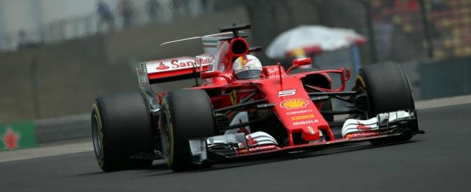 Formula 1, gran premio di Shanghai: primo Hamilton, poi Vettel. Verstappen parte 16° e arriva terzo
