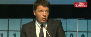 """M5S, Renzi contro Grillo: """"Ha doppia morale. Pregiudicato che si riempie la bocca con la parola 'onestà"""