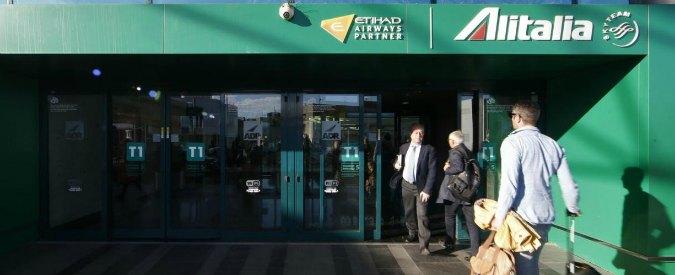 Alitalia, sciopero fino alle 18: 192 aerei a terra, già riprotetto l'80% dei passeggeri