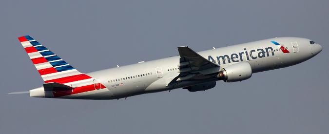 American Airlines inaugura il volo Dallas-Roma. Alitalia aveva detto no