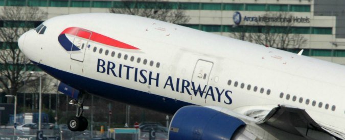 "British Airways, computer in tilt: voli cancellati per un ""errore del sistema"""