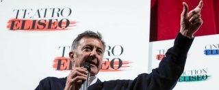 Cultura, soccorso rosso a Barbareschi il nero (che si è fatto renziano): il governo stacca due milioni per salvare l'Eliseo