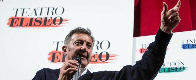 """Fausto Brizzi, Barbareschi: """"Contratto al regista per tre anni, è un genio. #MeToo? Un branco di mentecatti"""""""