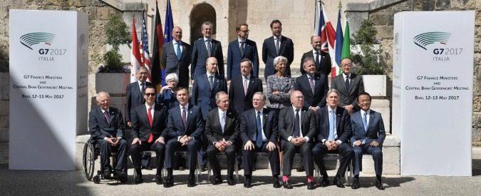 G7: fisco e debito sono i luoghi elettivi della nuova lotta di classe