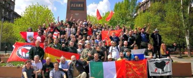 """Ucraina, Kiev chiede estradizione per la Carovana Antifascista: """"Sono andati nel Donbass, è terrorismo"""""""