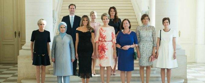 Casa Bianca, gaffe social: nella didascalia della foto di gruppo manca il nome del 'first gentleman'