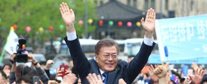 Corea del Sud, eletto presidente Moon Jae-in. Favorevole a dialogo con Pyongyang e meno dipendenza dagli Usa